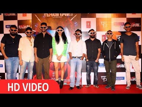 Anurag Kashyap At Trailer Launch Of Film Raman Raghav UNCUT