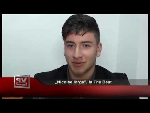 """""""Nicolae Iorga"""", la The Best"""
