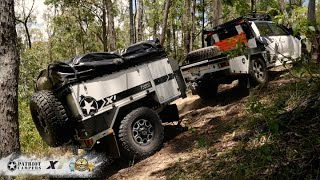 7. Patriot Campers X1 - 2016 WINNER Offroad Camper Trailer of the Year 2016