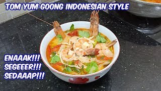 Video TOM YUM GOONG ALA CHEF ABAL ABAL. ENAK JUGA LHO... MP3, 3GP, MP4, WEBM, AVI, FLV Juni 2019