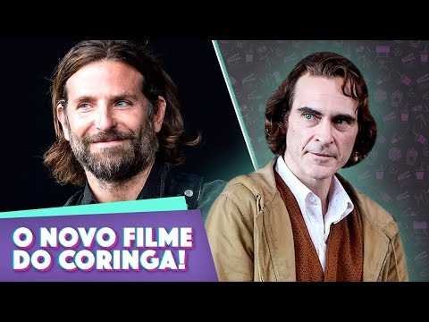 NOVO FILME DO CORINGA 💚 Vazam fotos e vídeo de Joaquin Phoenix no set | Vic View
