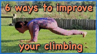 Yoga for Climbers - How to Improve your Climbing by The Climbing Nomads