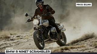 9. Top 10 Scrambler Motorcycles in 2019: Modern Take on the Classic Design