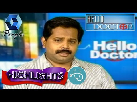 Hello Doctor: Dr Ayyappan on alcoholism | 13th January 2015 | Highlights