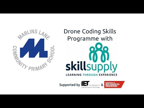Mablins Lane Community Primary School Coding Drones
