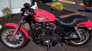 4. 2002 Harley-Davidson XL-883R Sportster