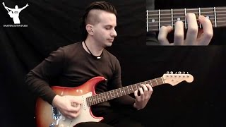 SGL : Warm-Up 4 – Techniek en motoriek trainen op gitaar (Gitaarles WU-004)