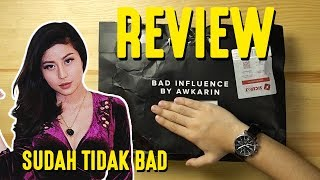 Video REVIEW BAD INFLUENCE BY AWKARIN YANG SUDAH TIDAK BAD MP3, 3GP, MP4, WEBM, AVI, FLV April 2019
