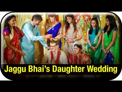 Jagapathi Babu's Daughter Meghana Wedding Video