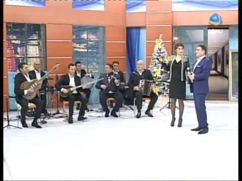 Mugenniler - Aqdash Studiyasi İlqar-Elman(Gitara)Meherrem(Skripka)Ehtibar(Saz)Eldar&Fedaye(Mugenniler)
