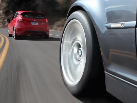 The $25,000 Challenge: BMW E46 M3 vs. Ford Fiesta ST
