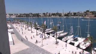 Brindisi Italy  city pictures gallery : The view & sound from my room in Brindisi, Italy
