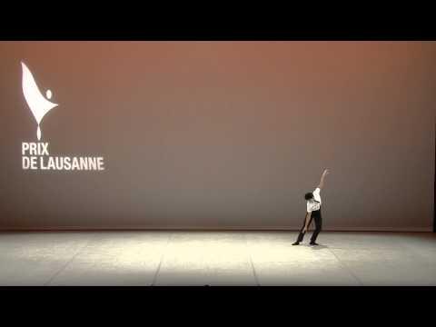 Lorenz Garcia Syvert - 2015 Prix de Lausanne Finalist - Contemporary variation