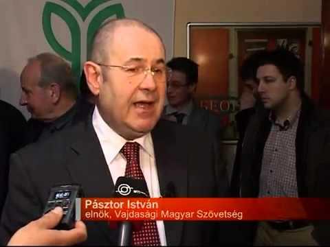 Híradó - Megnyílt a VMSZ belgrádi irodája-cover