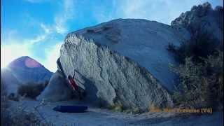 Bishop (CA) United States  city images : Buttermilk Bouldering, Bishop CA, USA, 2012