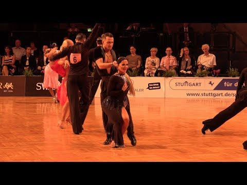 Denis Kikhtenko - Galina Akopian RUS, Rumba | WDSF PD Super Grand Prix Latin (видео)