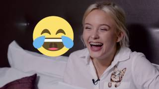 Zara Larsson - The 'Ain't My Fault' Forum - Responses! Video