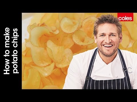 How To Make Your Own Potato Chips With Curtis Stone