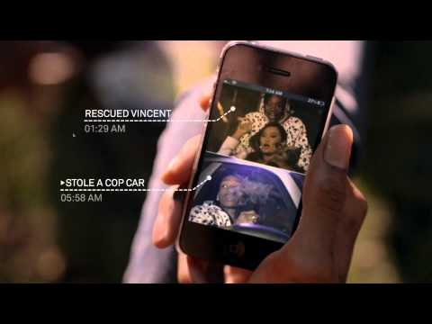 """WIZ KHALIFA - """"STAYIN OUT ALL NIGHT"""" OFFICIAL INTERACTIVE MUSIC VIDEO"""