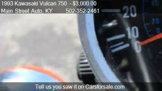 6. 1993 Kawasaki Vulcan 750  Special Edition for sale in Frankf