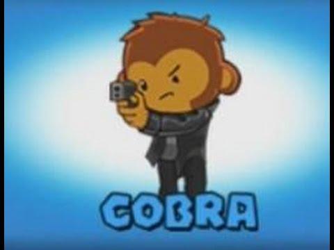 BTD Battles Mobile E86 - Cobra? New Tower