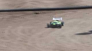 XSTR-PRO Brushless 4x4 RTR Off Road Race Buggy!  Track Test!