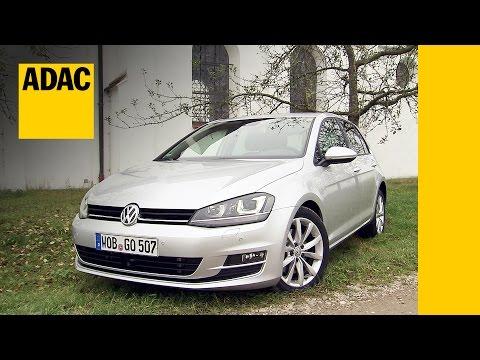 VW Golf VII im Test | Autotest 2012 | ADAC