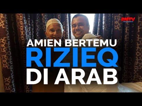 Amien Bertemu Rizieq Di Arab
