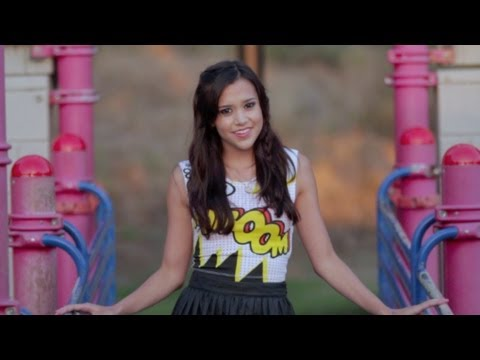 """Avril Lavigne  """"Here's to Never Growing Up"""" Cover by Megan Nicole"""