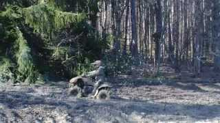 7. Arctic Cat XC450 mud city domination at Tall Pines ATV Park