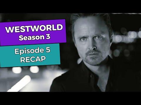 Westworld: Season 3 - Episode 5 RECAP