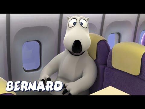 Bernard Bear | Bernard Goes Traveling  AND MORE | Cartoons for Children | Full Episodes