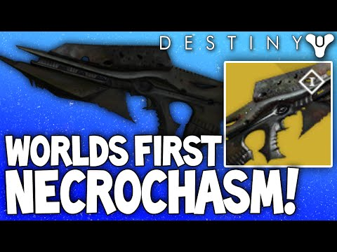 auto - The Exotic Necrochasm - But How Did He Obtain It? If You Enjoyed The Video, Consider Leaving A LIKE :) Thanks. Follow me on Twitter: https://twitter.com/dpjsc08 Hey guys, in today's video...
