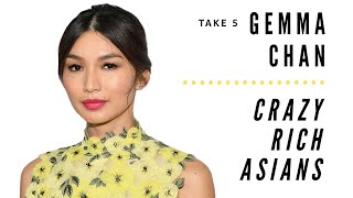 'Crazy Rich Asians' Star Gemma Chan Talks Crush and Queer Eye