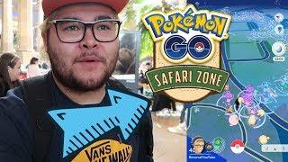 🔴 POKEMON GO SAFARI ZONE: DISASTER OR GREAT SUCCESS?! (Pokémon GO Safari Zone Germany)