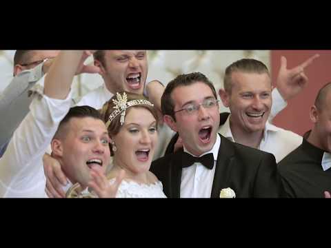 A little Party never killed nobody -   eine russische Hochzeit mit Stil!