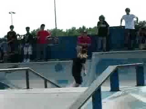 Mike Vallely at Edison, NJ Skate Park