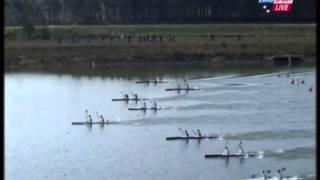 2015 Račice K2 500m Women Canoe Sprint European Championships