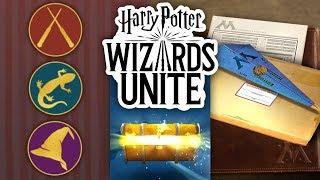 Guide zu den Berufen (Auror, Magizoologe & Professor) | Harry Potter Wizards Unite Deutsch #002