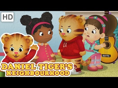 Daniel Tiger - Cool Ways To Deal With A Hot Temper