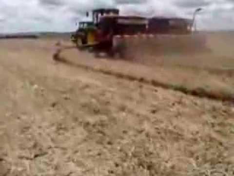 Plantio de Milho, Fazenda Monte Sinai,Brasilandia do Sul-Pr