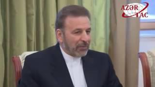 Президент Азербайджана принял делегацию во главе с министром связи Ирана
