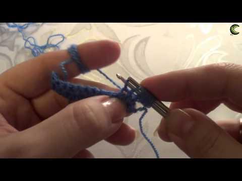 Bullion Crochet - ciekawy wzór na szydełku