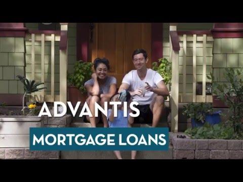 2016 Mortgage Commercial (30 seconds) | Advantis Credit Union