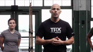 TRX® FORCE™ Kit: Tactical Conditioning Program Overview