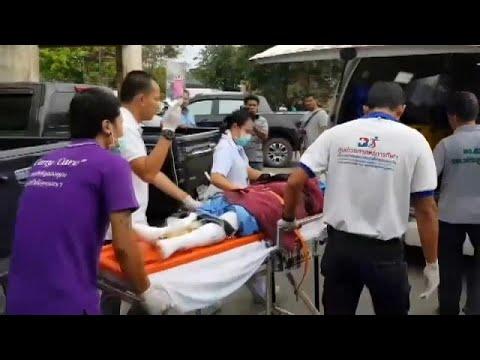 Thailand: 16 Verletzte bei Explosion auf Touristenb ...