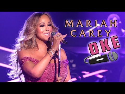 "Mariah CareyOKE 🎤 - The Distance (with ""Jimmy Fallon"" Pre-Recorded Playback)"