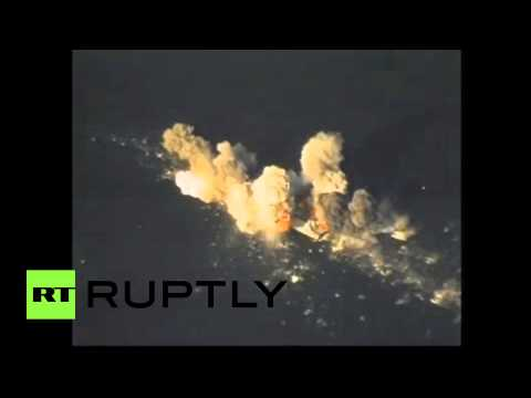 raw - Forces of the Russian Pacific Fleet and local anti-aircraft troops held live rocket firing drills on Tuesday. A vessel was hit by a missile launched from land. The firing was conducted as part...