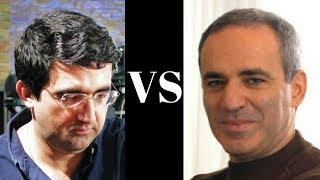 Amazing Game : Vladimir Kramnik vs Garry Kasparov - Munich 1994 - King's Indian - Brilliancy!