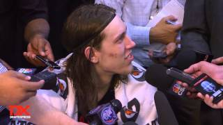 Kelly Olynyk Draft Combine Interview